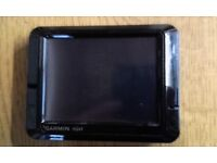 """GARMIN NUVI 255"" TOUCHSCREEN SAT NAV WITH EUROPE/UK MAPS/ CAR/VAN"