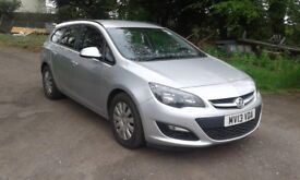 Vauxhall Astra Estate, New Shape.1.7cdti,Exclusive,,