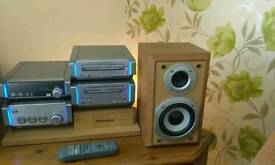 Technics for sale cracking system