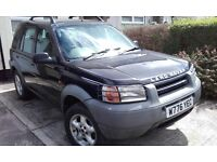 Landrover freelander spares or repairs