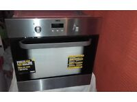 New and unused Zanussi integrated electric oven - Bargain Free delivery