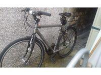 Urban Hybrid bike, Python Quantum 8000
