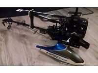 Rc helicopter 3d pro 6channel