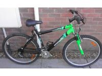 Gents / Teenagers Emelle Patriot Mountain Bike Bicycle