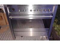 REFURBISHED !!! RANGE COOKER 90 cm * Smeg * RRP £ 1200 OVEN (electrical) GOOD WORKING ORDER