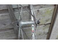 "front mountain bike wheel 26"" deore XT matrix"