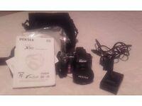 Pentax X90 Camera