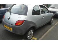 wanted small van swap for low mileage Ford ka