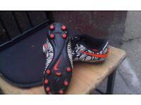 Nike hyper Nova size 4 boots