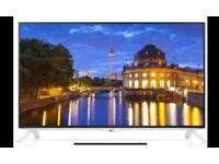 LG - 40' - Ultra HD - Smart TV (collection only)