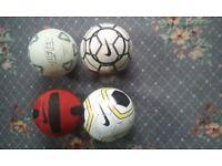 footballs size 4