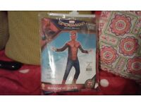 Fancy Dress Spiderman Costume