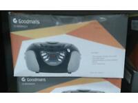Goodmans CD BoomBox