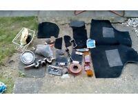 Classic Original Mk1 Mini - Various Parts (See picture)