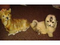 vintage dogs