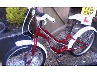 Girl's Apollo bike