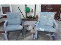 garden rocking chairs