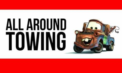 All Around Towing Camira Ipswich City Preview
