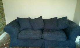 Free to collector 3 seater sofa