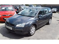 2007/56 FORD FOCUS 1.6 LX ESTATE 5 DOOR,GREY, GOOD CONDITION,ECONOMICAL AND RELIABLE,DRIVES WELL