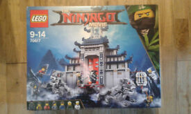Lego set 70617 Ninjago (new sealed in mint condition)