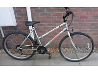 Ladies Dawes Respect Hybrid Mountain Bike Bicycle