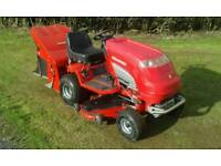 "Countax C600H Ride on Mower 16HP Honda Engine 42"" Cut"