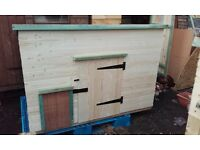 extra large chicken / duck shed