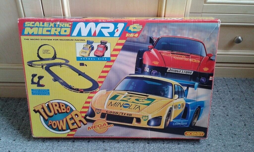 Hornby Scalextric Micro MR1