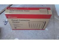 Dimplex Panel Convector Heater (New)