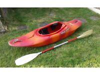Big EZ WaveSport Kayak - Good Condition