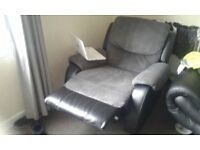 recliner chair 60 pounds bargain