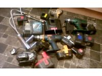 Various Power Tools Bundle