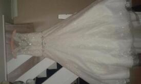 Ronald Joyce Robyn wedding dress size 16