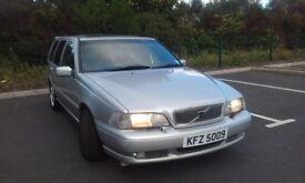 1998 Volvo V70 T5, Top CD Spec