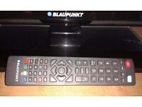 40inch Blaupunkt flat screen TV