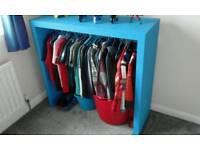 Clothes storage