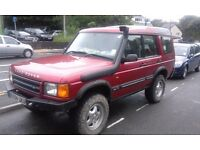 land rover discovery 2 td5 off road