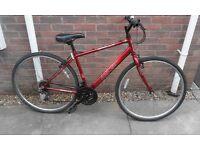 Apollo CX.10 Unisex Hybrid Town City Commuter Bike Bicycle
