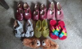 girls shoes (size 4-6)