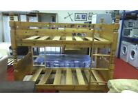 Bunk bed frame tcl 14307