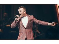 2 tickets for sale to see Sam Smith