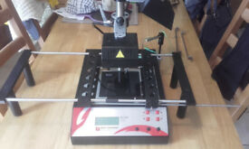Jovy 7500 infrared rework station BGA
