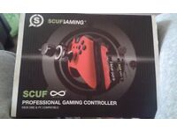 Xbox one scuff pro gaming controller