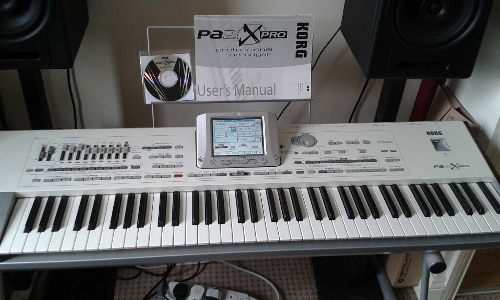 korg pa2x pro keyboard in dumfries dumfries and galloway gumtree. Black Bedroom Furniture Sets. Home Design Ideas