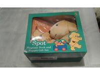 SPOT PLAYTIME BOOK AND PUPPET GIFT SET