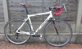 Road bike c.10kg 18 speed racelight shimano Tiagra Sram compact Racer commuter audax light tourer