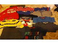 Boys 4-5 years bundle clothes