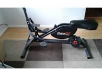 Aerobic machine