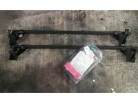 Roof bars fit ford fiesta ford fusion pluss othes